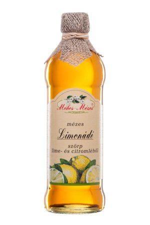 Méhes Mézes limonádé szörp gyógynövényes 500ml