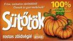 Natbolé Sütőtök Rostos Zöldséglé 3000ml