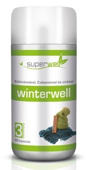 Superwell winterwell 104,8g kapszula 90db