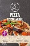 Szafi free gluténmentes pizza lisztkeverék 1000g
