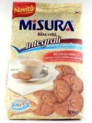 Misura joghurtos keksz 380g