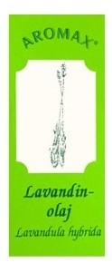 Aromax lavandin illóolaj 10ml