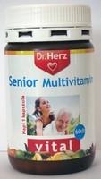 Dr. Herz Senior Mutivitamin kapszula 60 darab