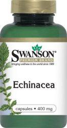 Swanson Echinacea (Bíbor kasvirág) 100db