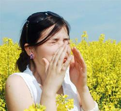 Megfelelő tápanyagokkal az allergia ellen