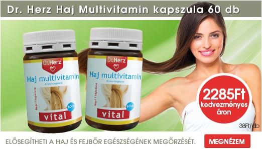 Dr. Herz Haj Multivitamin
