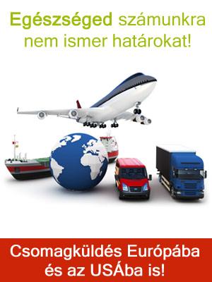 külföldi csomagküldés
