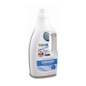 Bio Sodasan Folyékony mosószer érzékeny bőrűeknek 1500ml