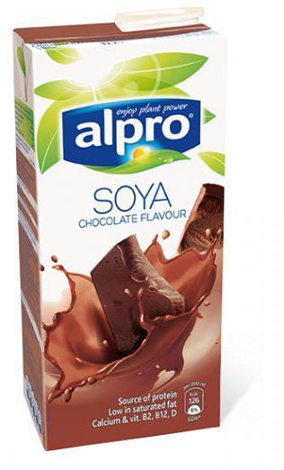 Alpro szójaital csokoládés 1000ml