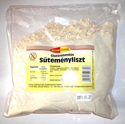 Mester Család - Gluténmentes süteményliszt