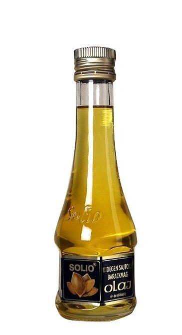 Solio Hidegen sajtolt barackmag olaj