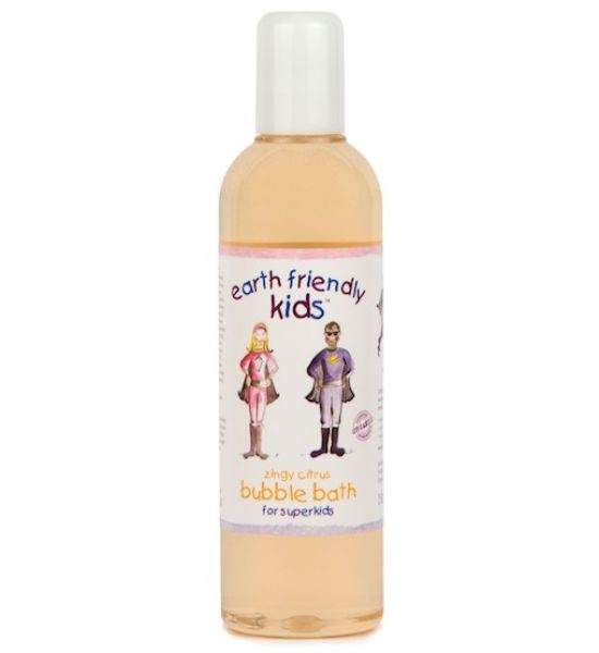 Earth Friendly Kids habfürdő citrus 250ml