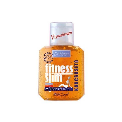 Dr Kelen Fittness Slim zsírégető gél 150ml