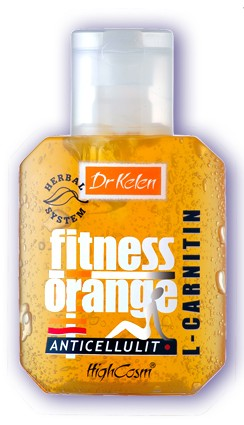Dr Kelen Fitness Orange anticellulit gél 150ml