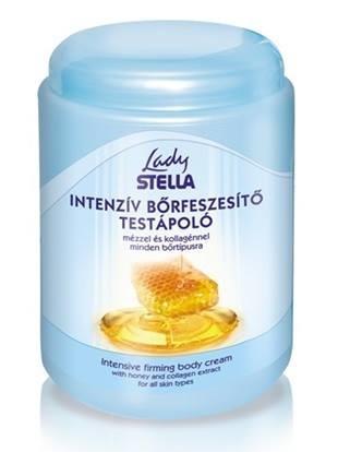 Stella bőrfeszesítő testápoló  méz-kollagén 1000ml