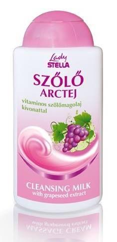 Stella szőlő arctej vitaminos 250ml