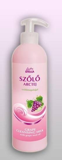 Stella szőlő arctej vitaminos 500ml