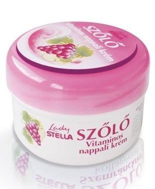 Stella szőlő vitaminos nappali krém 100ml