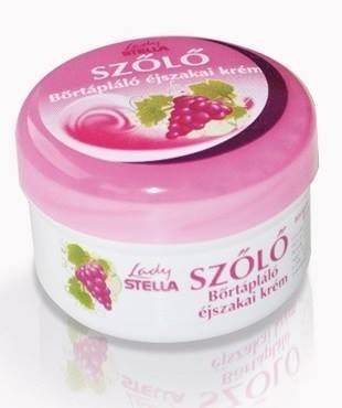 Stella szőlő éjszakai krém 100ml