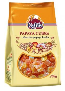 Kalifa papaya kocka aszalt 200g