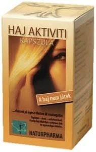 Naturpharma haj aktiviti kapszula 60db