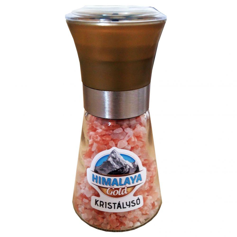Himalája só őrlőben 100g
