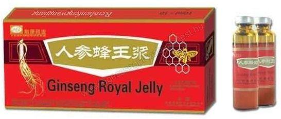 Dr. Chen Ginseng Royal Jelly ampulla 10db