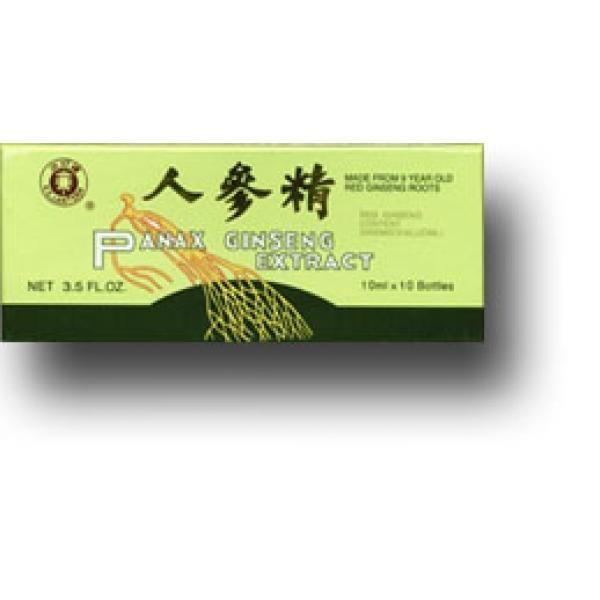 Dr. Chen Panax Ginseng Extraktum Ampulla