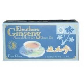 Dr. Chen Ginseng Eleuthero+Zöldtea filteres 20db
