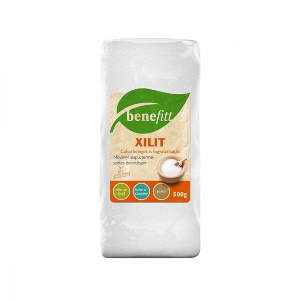 Xilit - Finn Nyírfacukor 500g