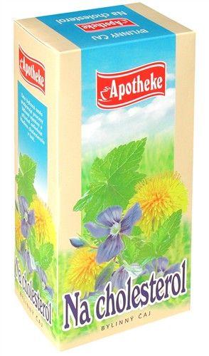 Apotheke tea koleszterin csökkentő filteres 20db
