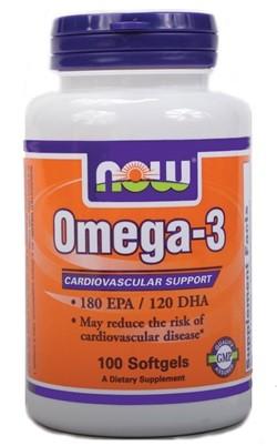 Now omega 3 gélkapszula 100db