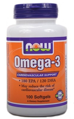 Now omega 3 gélkapszula 100db