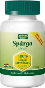 Zöldvér spárga 100% tabletta 150db