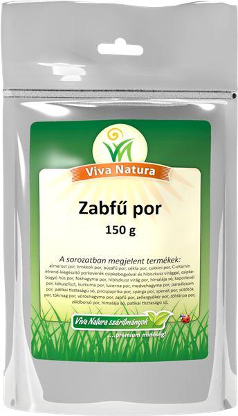 Viva natura zöldárpafű 100% por 150g