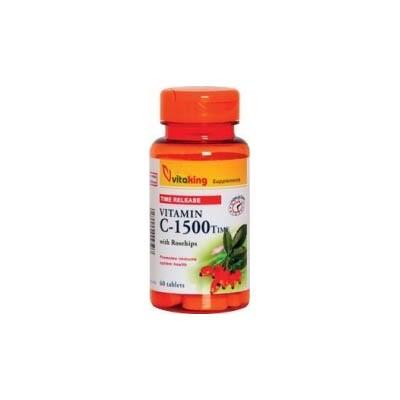 Vitaking C-vitamin TR 1500 mg (60 db)