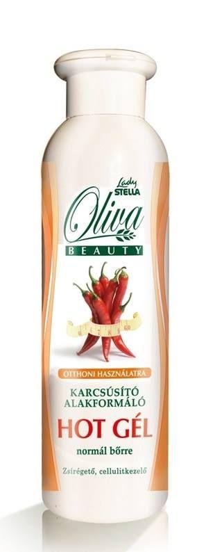 Stella oliva beauty hot gél fahéj 250ml