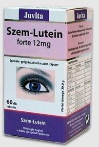 Jutavit szem-lutein forte tabletta 60db