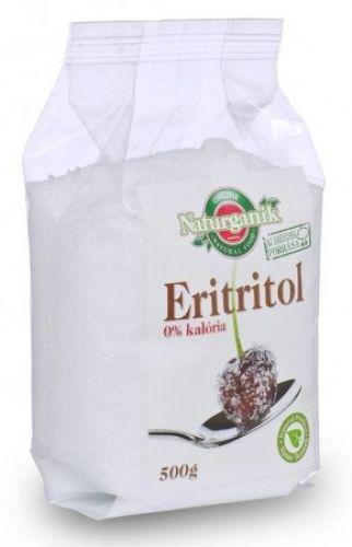 Naturganik eritritol édesítőszer 500g