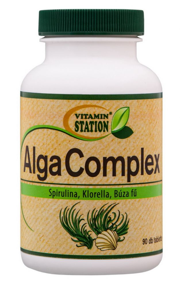 Vitamin Station Alga Complex 90 db
