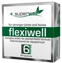 Superwell flexiwell kapszula 54db