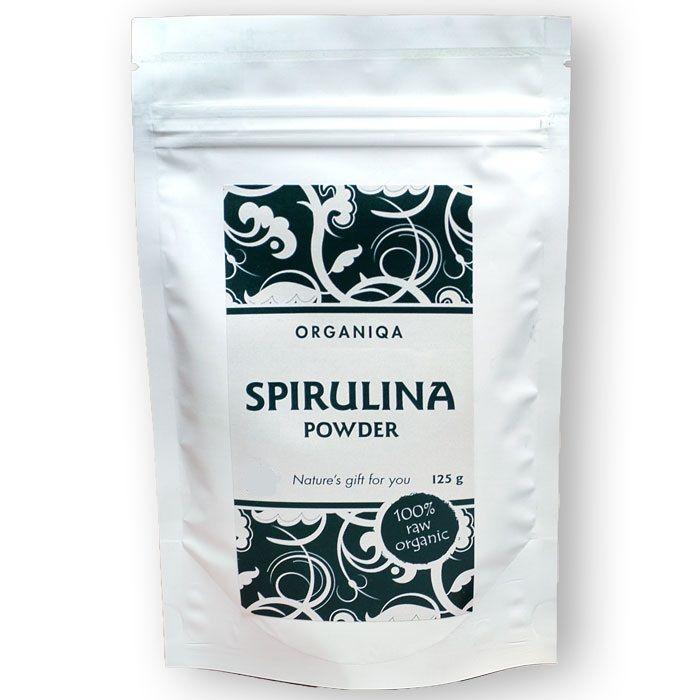 Organiqa Bio Spirulina por 125g