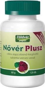 Viva natura nővér plusz tabletta szerves vassal 120db