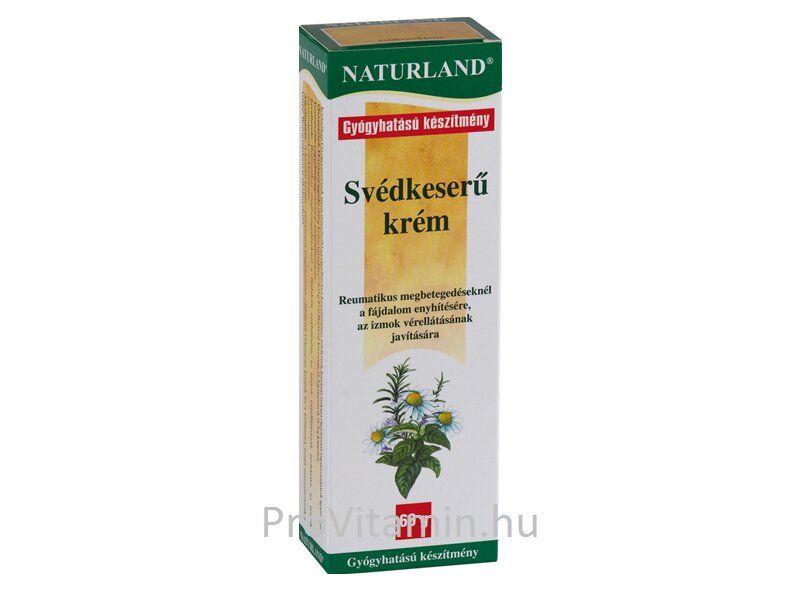 Naturland Svédkeserű Fogkrém + C-Vitamin 100ml