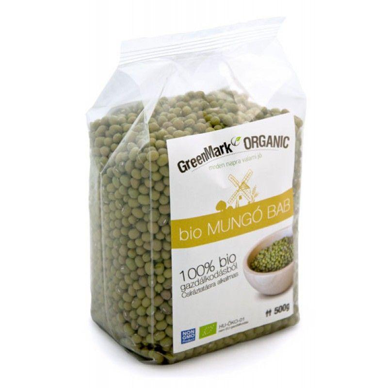 GreenMark Bio mungo bab 500 g