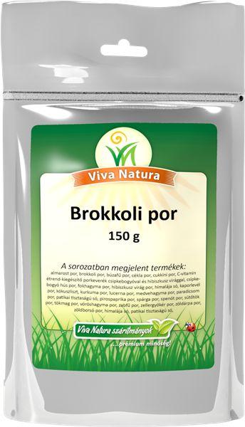 Viva natura brokkoli por 150g