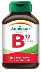 Jamieson B12-vitamin tabletta 100db