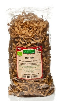 Rédei Bio durum teljes kiőrlésű tészta szélesmetélt 500g