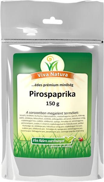 Viva natura pirospaprika por alutasakban 150g