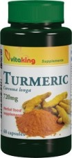 Vitaking Kurkuma 720mg (60db)